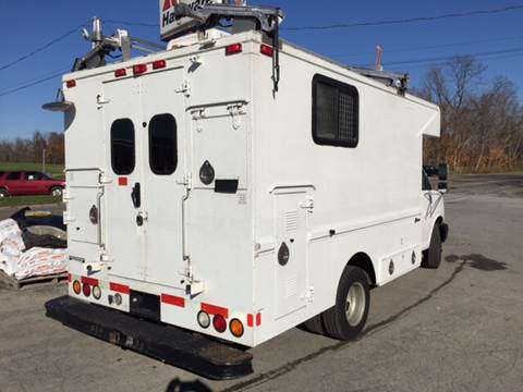 2005 Chevrolet G3500 CABLE SPLICING VAN/ GENERATOR In Canfield OH