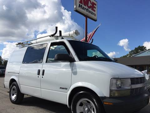 Chevrolet Astro For Sale In Bedford Oh Carsforsale Com