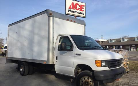 2004 Ford E-Series Chassis for sale in Canfield, OH
