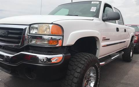 2003 GMC Sierra 2500HD for sale in Canfield, OH