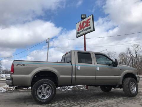 2002 Ford F-250 Super Duty Lariat for sale at ACE HARDWARE OF ELLSWORTH dba ACE EQUIPMENT in Canfield OH