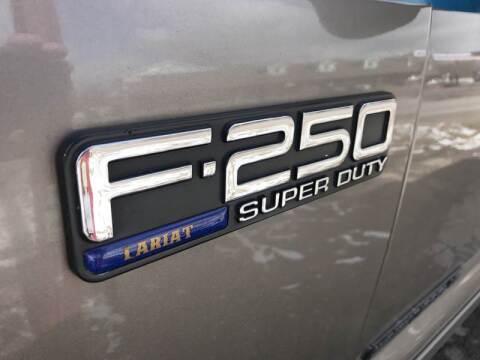 2002 Ford F-250 Super Duty