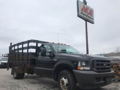 2002 Ford F-350 Super Duty for sale at ACE HARDWARE OF ELLSWORTH dba ACE EQUIPMENT in Canfield OH