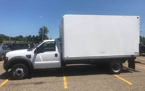 2008 Ford F-550 Super Duty for sale at ACE HARDWARE OF ELLSWORTH dba ACE EQUIPMENT in Canfield OH