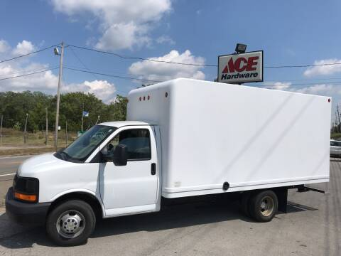 2015 Chevrolet Express Cutaway for sale at ACE HARDWARE OF ELLSWORTH dba ACE EQUIPMENT in Canfield OH