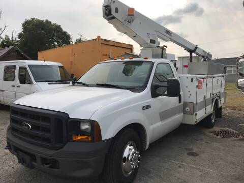 2006 Ford F-350 Super Duty for sale at ACE HARDWARE OF ELLSWORTH dba ACE EQUIPMENT in Canfield OH
