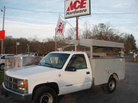 Chevrolet Silverado 3500HD For Sale in Canfield, OH - ACE