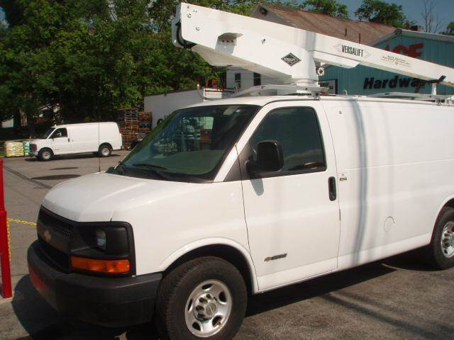 2005 Chevrolet Express Cargo for sale at ACE HARDWARE OF ELLSWORTH dba ACE EQUIPMENT in Canfield OH