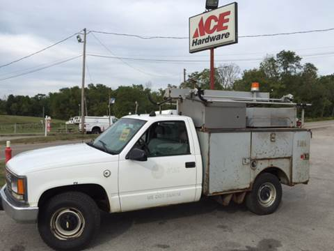 2000 Chevrolet C/K 3500 Series for sale in Canfield, OH