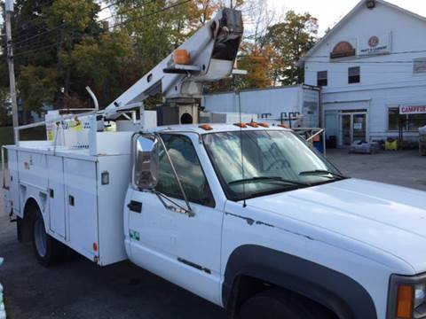 1999 Chevrolet C/K 3500 Series TELSTA BUCKET In Canfield OH - ACE
