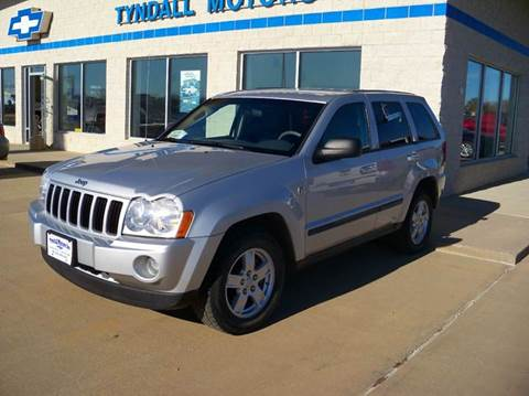 2007 Jeep Grand Cherokee for sale in Tyndall, SD