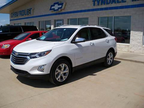2018 Chevrolet Equinox for sale in Tyndall, SD