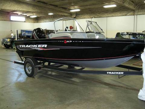 2018 Tracker PRO GUIDE for sale in Tyndall, SD