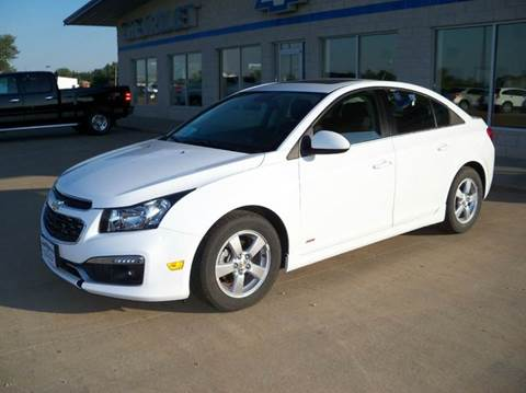 2015 Chevrolet Cruze for sale in Tyndall, SD
