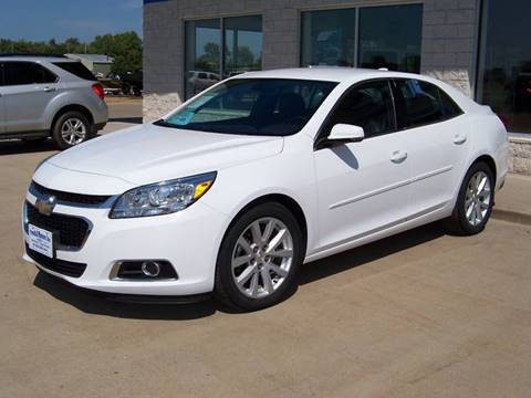 2015 Chevrolet Malibu for sale in Tyndall, SD