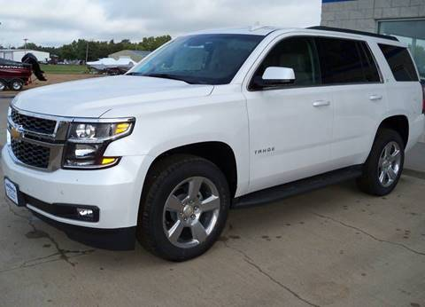 2018 Chevrolet Tahoe for sale in Tyndall, SD