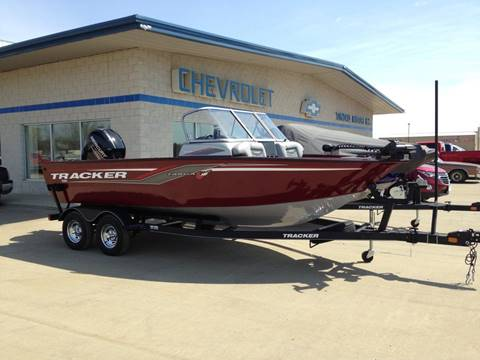 2018 Tracker TARGA V-18  for sale in Tyndall, SD