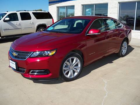 2018 Chevrolet Impala for sale in Tyndall, SD