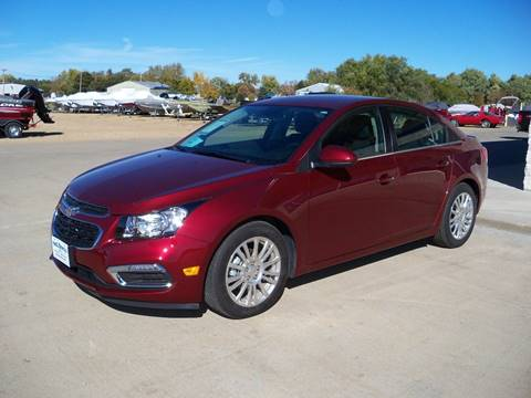 2016 Chevrolet Cruze Limited for sale in Tyndall, SD