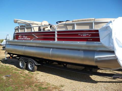 2018 SUNTRACKER 22 XP3 for sale in Tyndall, SD
