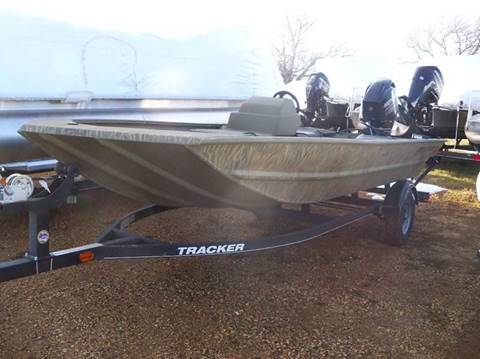 2019 Tracker GRIZZLY for sale in Tyndall, SD