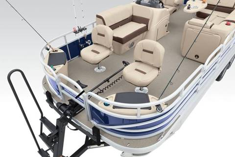 2020 SUNTRACKER FISHIN BARGE