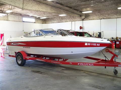 2008 STINGRAY FX 195 for sale in Tyndall, SD