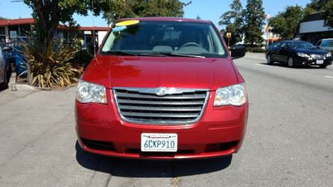 2008 Chrysler Town and Country for sale at Auto City in Redwood City CA