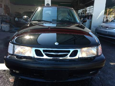 2002 Saab 9-3 for sale at Auto City in Redwood City CA