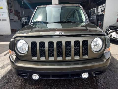 2015 Jeep Patriot for sale at Auto City in Redwood City CA