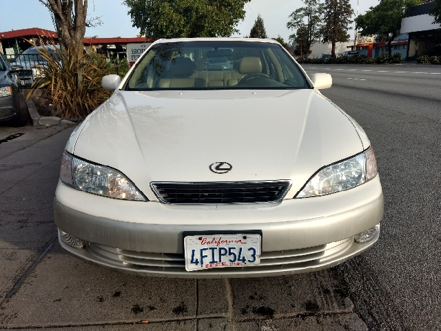1999 Lexus ES 300 for sale at Auto City in Redwood City CA