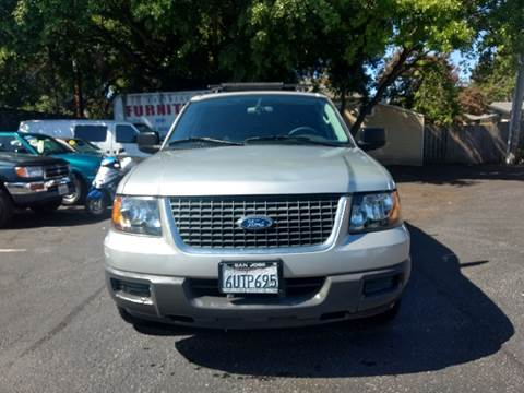 2006 Ford Expedition for sale at Auto City in Redwood City CA