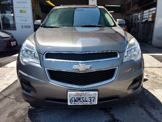 2012 Chevrolet Equinox for sale at Auto City in Redwood City CA