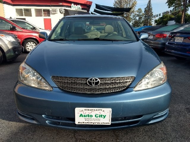 2002 Toyota Camry for sale at Auto City in Redwood City CA