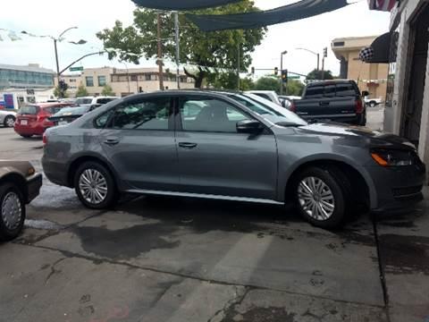 2014 Volkswagen Passat for sale at Auto City in Redwood City CA
