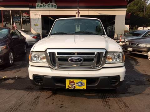 2009 Ford Ranger for sale at Auto City in Redwood City CA