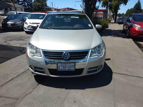 2009 Volkswagen Eos for sale in Redwood City, CA