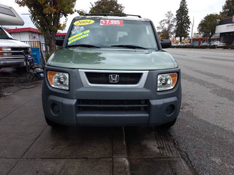 Honda Redwood City >> Honda Element For Sale In Redwood City Ca Auto City