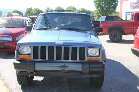 1999 Jeep Cherokee for sale in Mc Minnville, TN