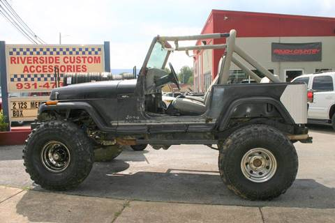 1989 Jeep Wrangler for sale in Mc Minnville, TN