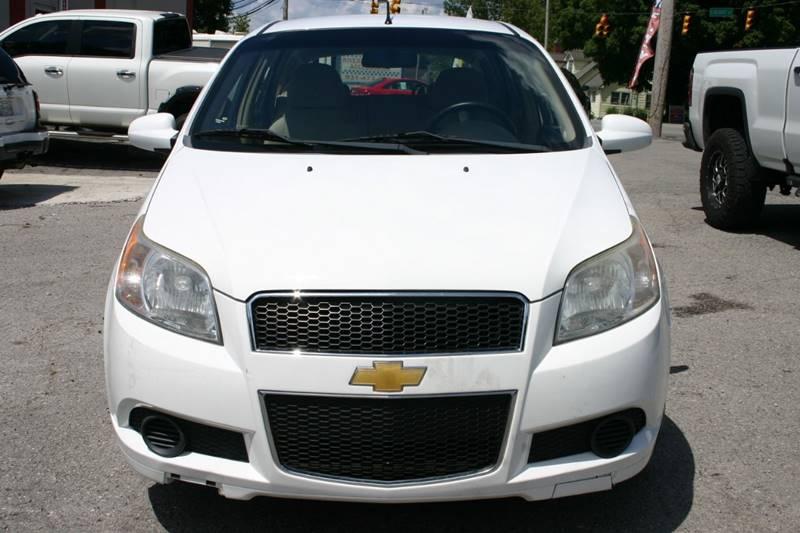 2011 Chevrolet Aveo Aveo5 Lt 4dr Hatchback W 1lt In Mc