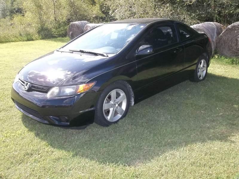 2007 Honda Civic for sale at Cars Across America in Republic MO
