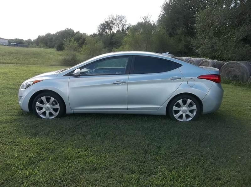 2012 Hyundai Elantra for sale at Cars Across America in Republic MO