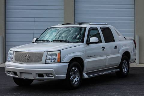 2006 Cadillac Escalade EXT for sale at Cars Across America in Republic MO