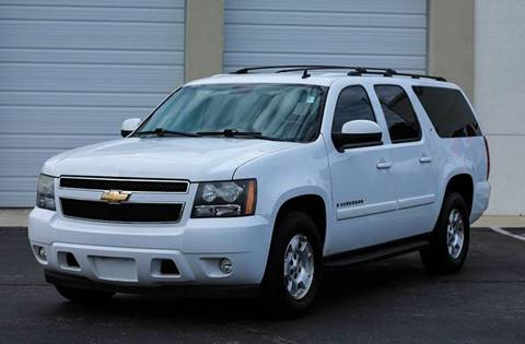 2009 Chevrolet Suburban for sale at Cars Across America in Republic MO