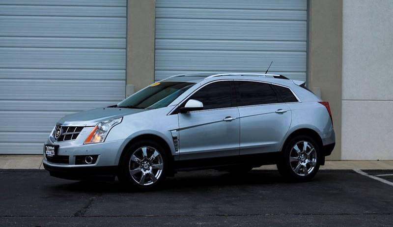 2010 Cadillac SRX for sale at Cars Across America in Republic MO