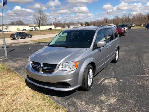 2016 Dodge Grand Caravan SXT for sale at Cars Across America in Republic MO