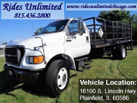 2000 Ford F-750 Super Duty for sale in Crest Hill, IL