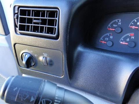 2000 Ford F-750 Super Duty