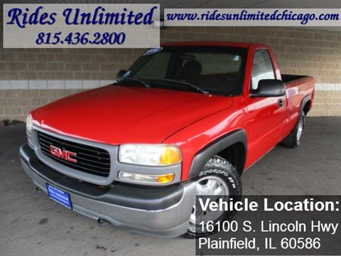 2000 GMC Sierra 1500 for sale in Crest Hill, IL